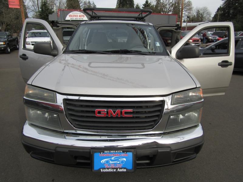 GMC Canyon 2007 price $6,977