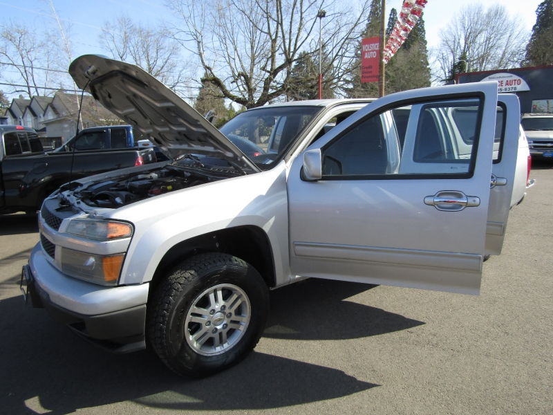 Chevrolet Colorado 2012 price $12,977