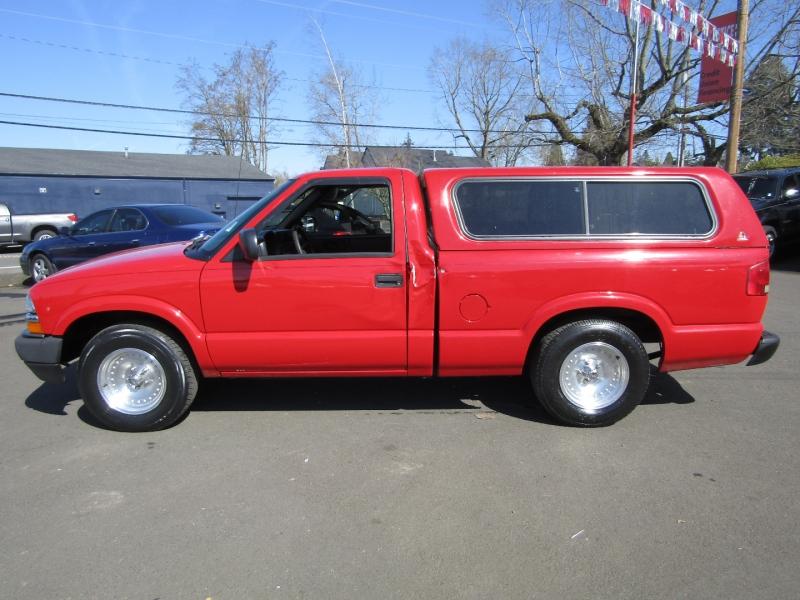 Chevrolet S-10 2003 price $6,977