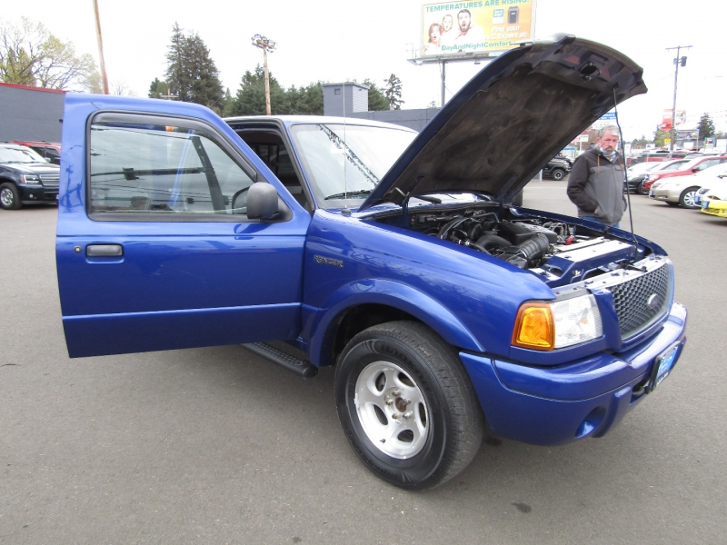 Ford Ranger 2003 price $11,977