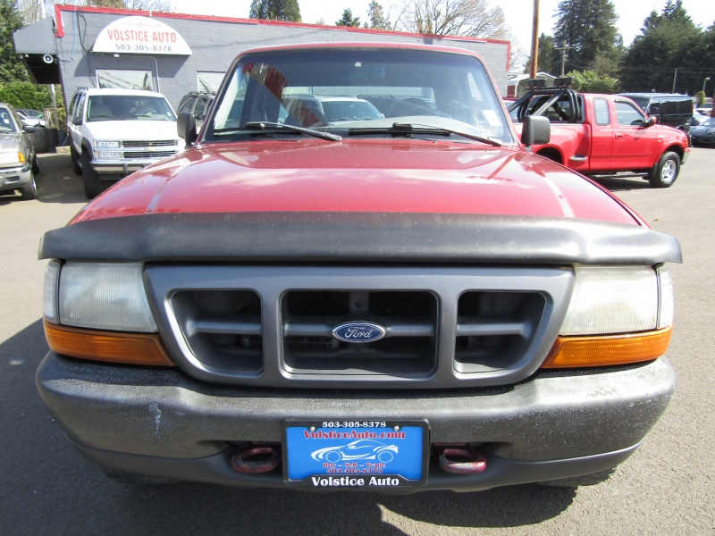 Ford Ranger 1998 price $6,977
