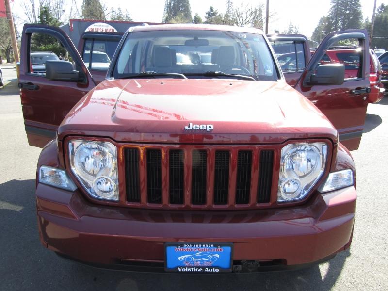 Jeep Liberty 2008 price $9,977