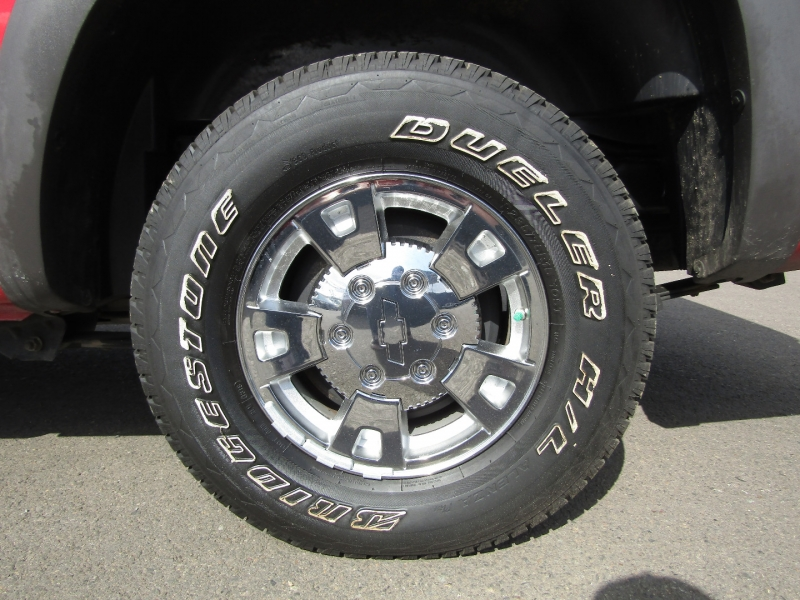 Chevrolet Colorado 2008 price $9,977