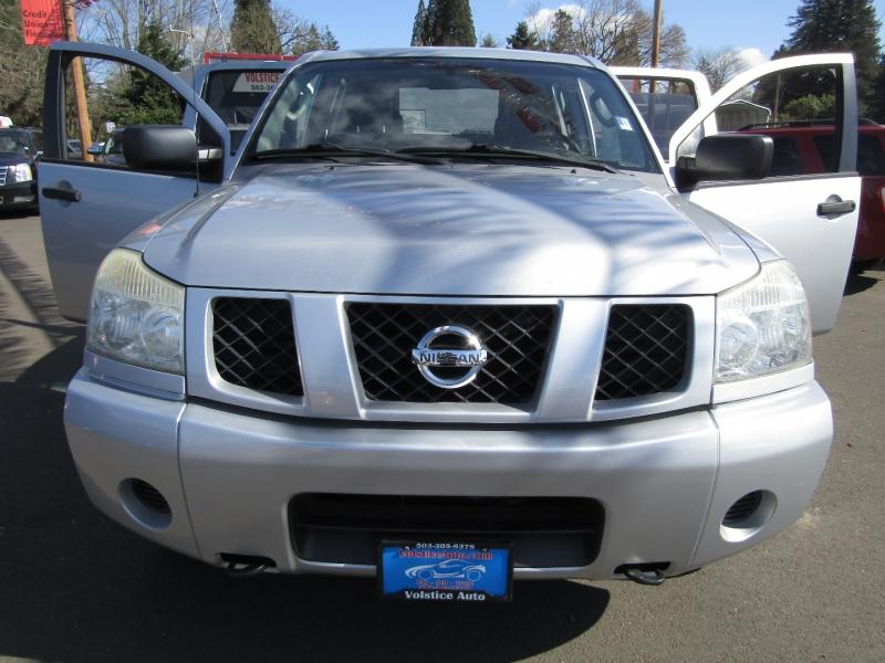 Nissan Titan 2007 price $16,977