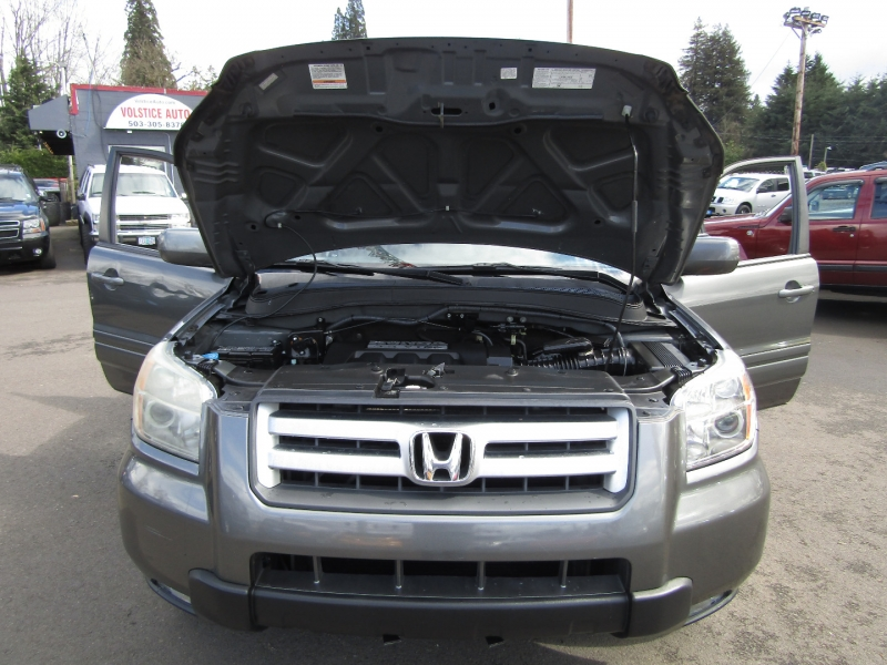 Honda Pilot 2007 price $7,977