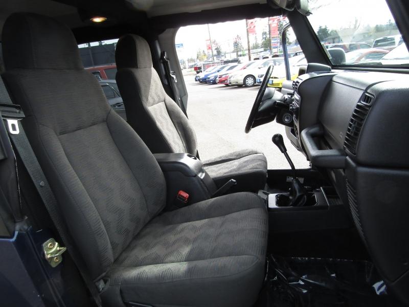 Jeep Wrangler 2005 price $14,977