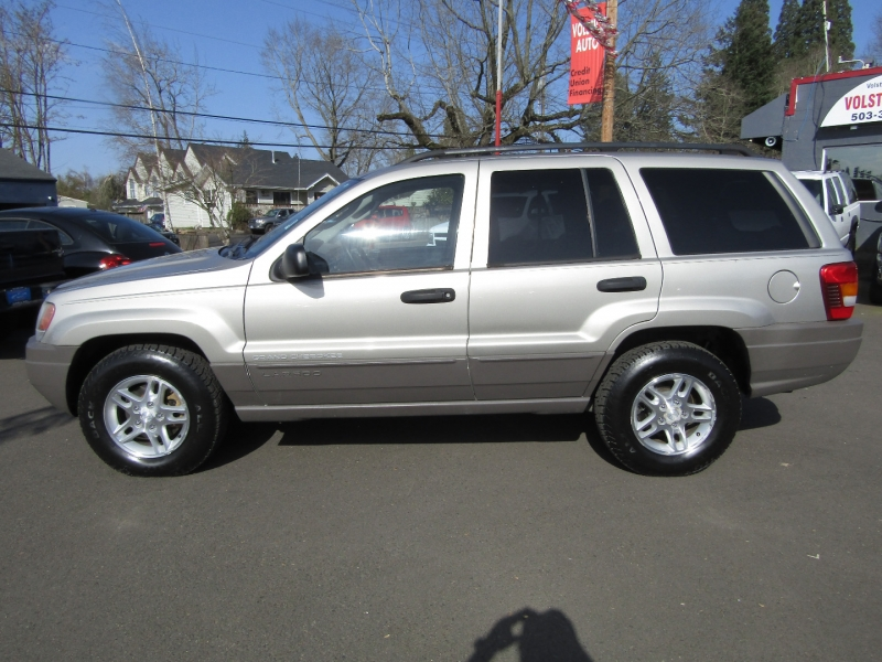 Jeep Grand Cherokee 2004 price $6,977