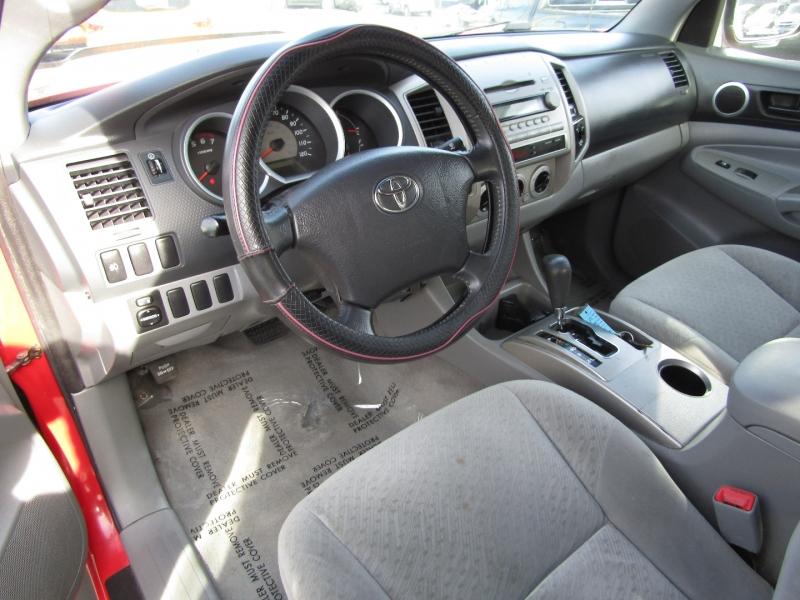 Toyota Tacoma 2007 price $18,977