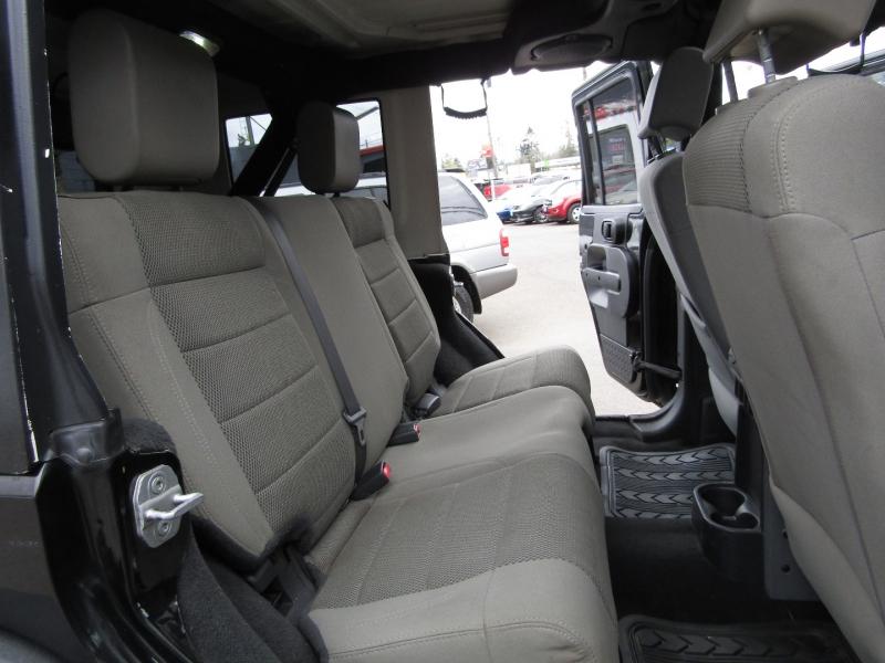 Jeep Wrangler Unlimited 2009 price $18,977