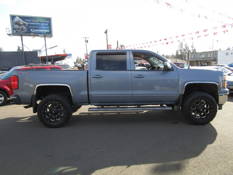 Chevrolet Silverado 1500 2015 price $19,977
