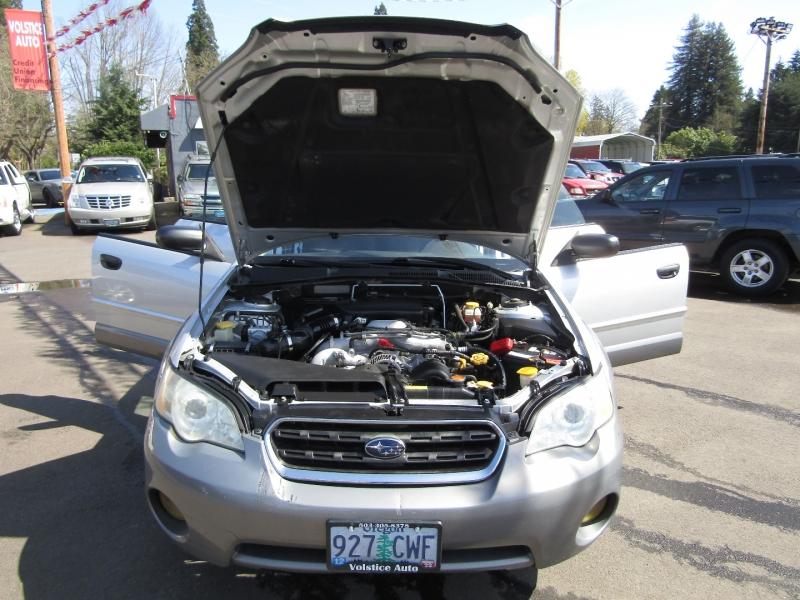 Subaru Outback 2007 price $7,977