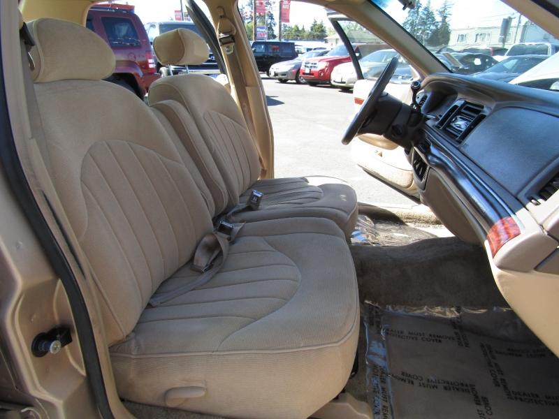 Mercury Grand Marquis 1997 price $5,477