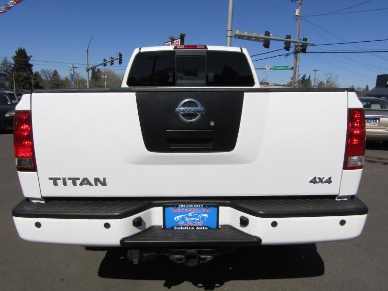 Nissan Titan 2008 price $17,977
