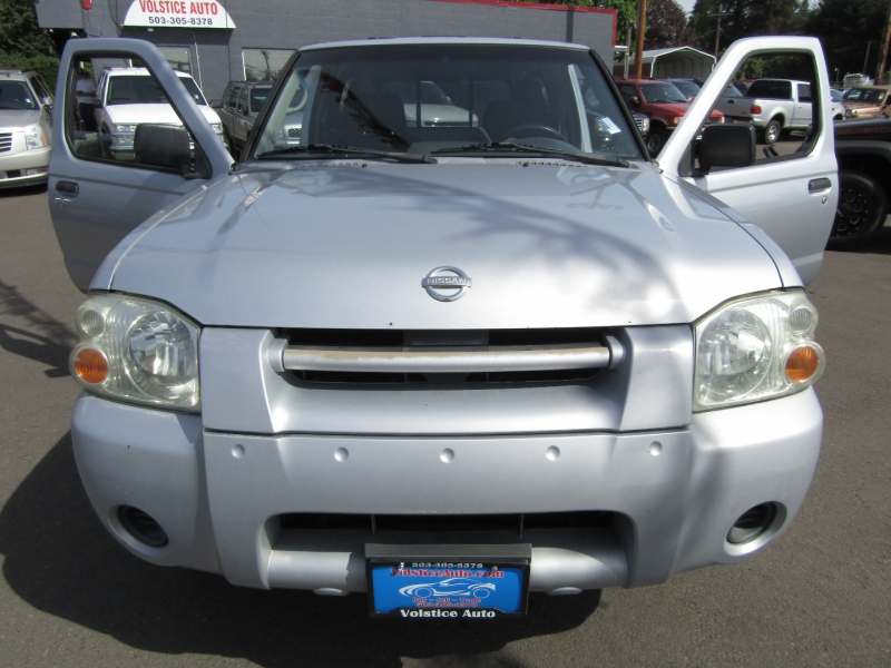 Nissan Frontier 2WD 2002 price $8,977
