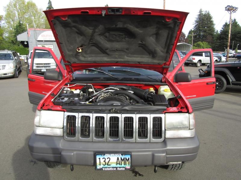 Jeep Grand Cherokee 1996 price $4,477