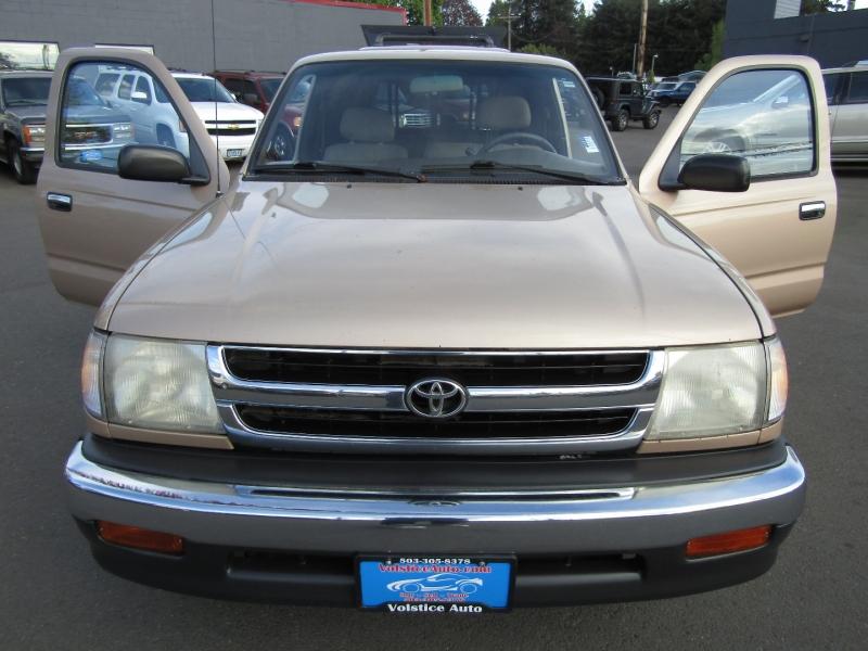 Toyota Tacoma 1999 price $9,977