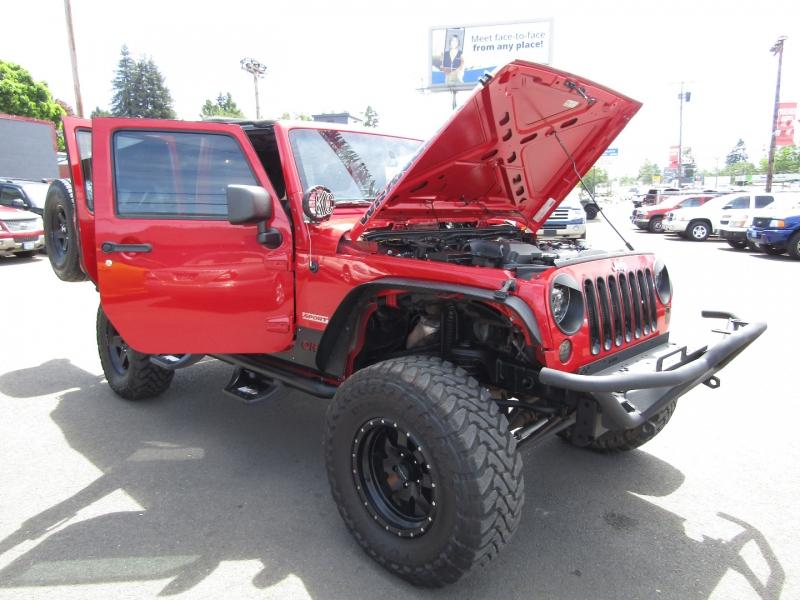 Jeep Wrangler Unlimited 2012 price $24,977