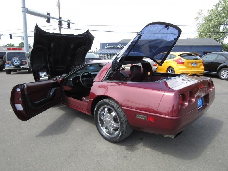 Chevrolet Corvette 1993 price $8,977