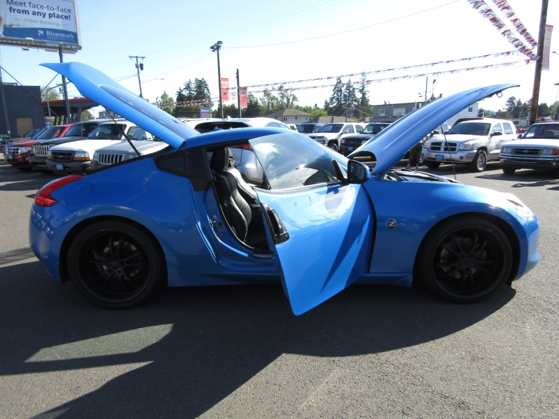 Nissan 370 Z 2009 price $20,977