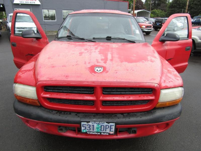 Dodge Dakota 1998 price $3,977