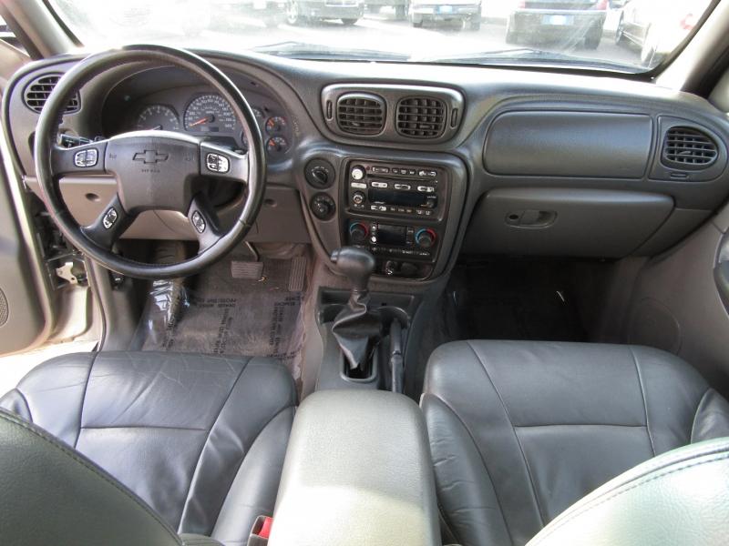 Chevrolet TrailBlazer 2002 price $5,977
