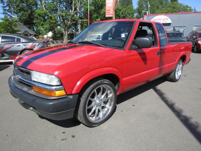Chevrolet S-10 2003 price $7,977