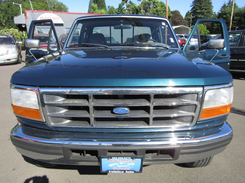 Ford F-250 1996 price $8,977