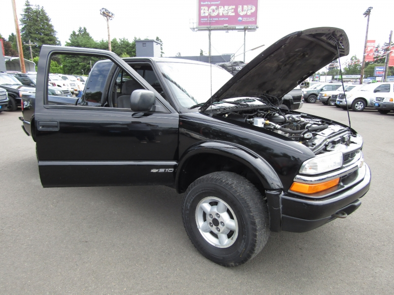 Chevrolet S-10 1999 price $6,977