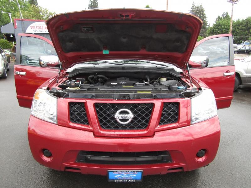 Nissan Armada 2008 price $9,977