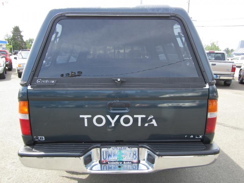 Toyota Tacoma 1996 price $8,977