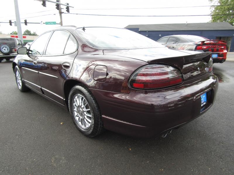 Pontiac Grand Prix 2002 price $6,977