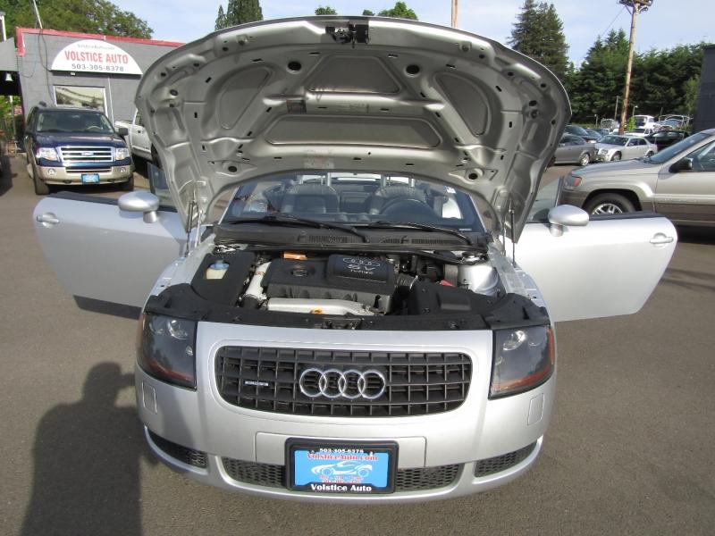 Audi TT Roadster 2003 price $8,977