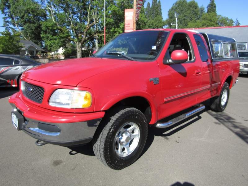 Ford F-150 1998 price $7,977