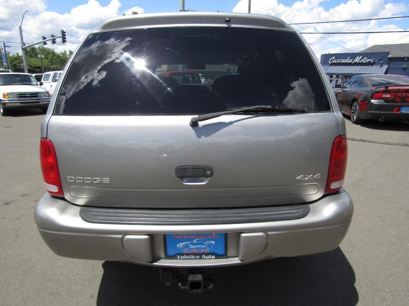 Dodge Durango 1999 price $7,977