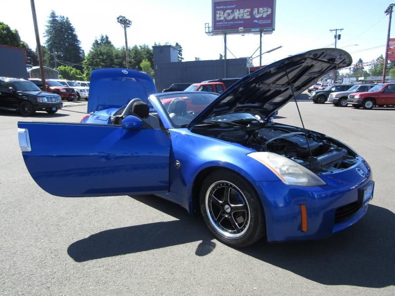 Nissan 350Z 2005 price $11,977