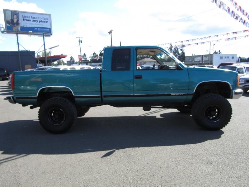 GMC Sierra 1500 1994 price $8,977
