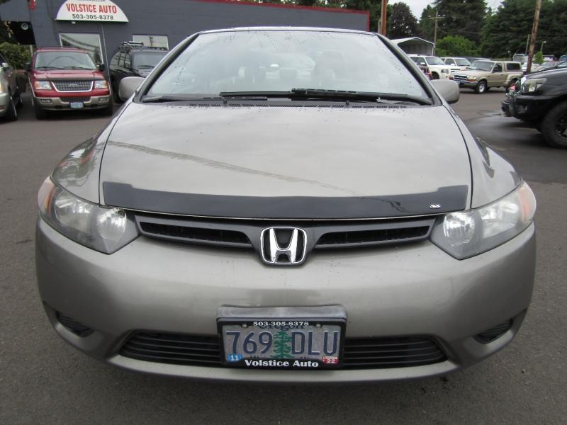 Honda Civic Cpe 2007 price $4,477
