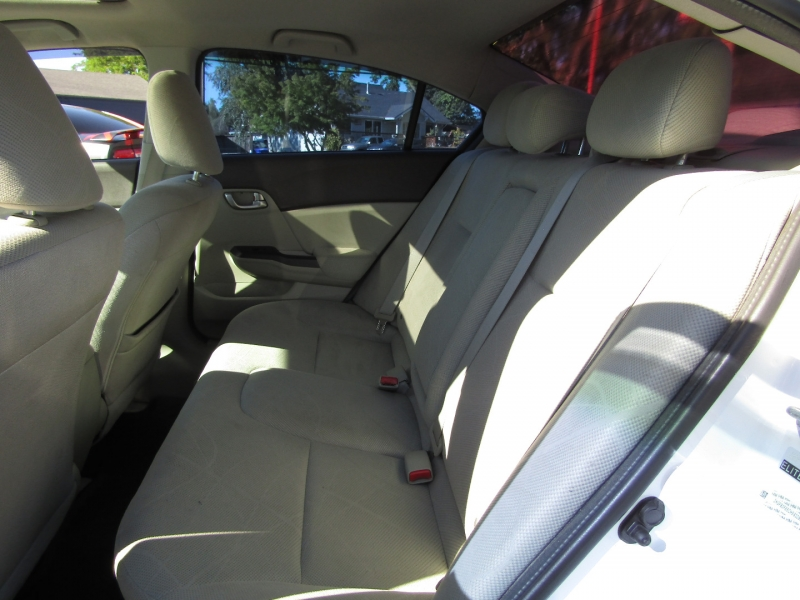 Honda Civic Sedan 2012 price $9,977