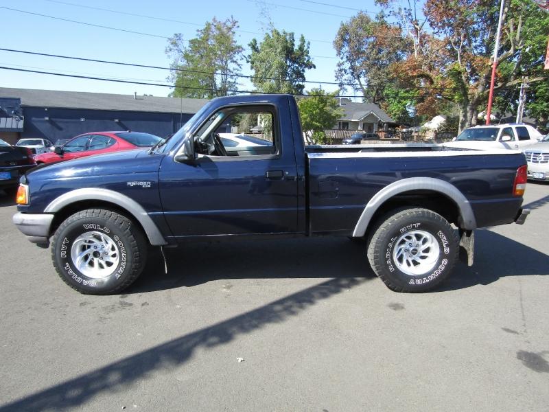 Ford Ranger 1995 price $7,977