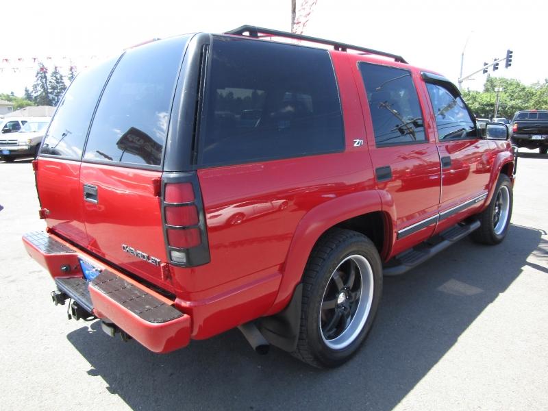 Chevrolet Tahoe 2000 price $6,977