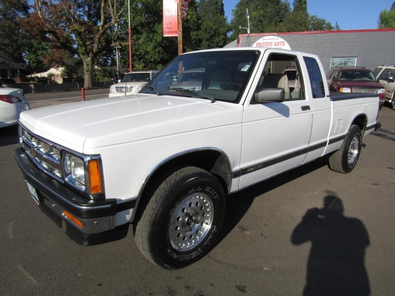 Chevrolet S-10 1993 price $8,977