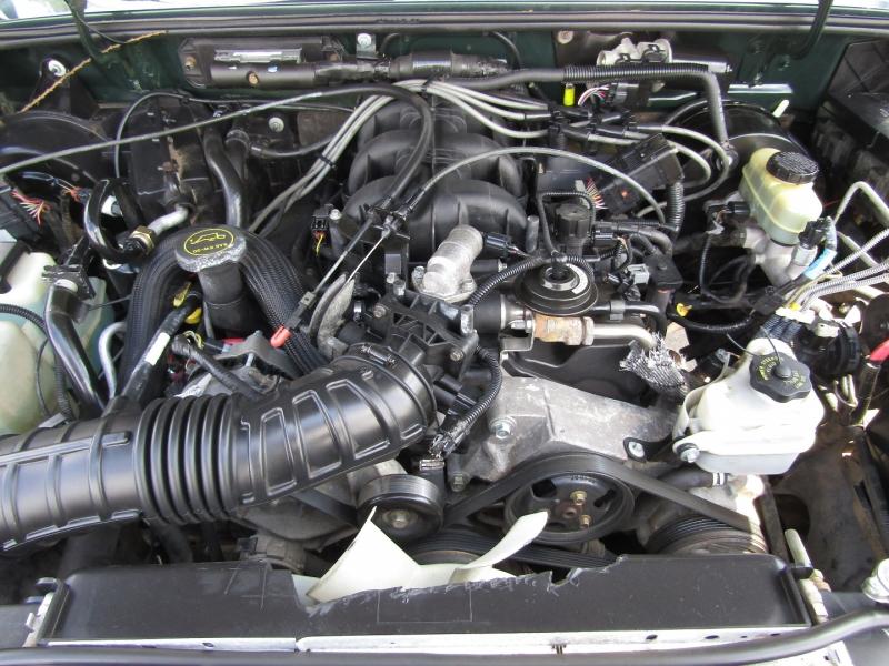 Ford Ranger 2002 price $8,977