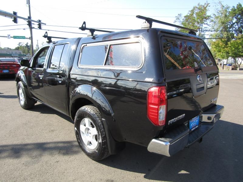 Nissan Frontier 2007 price $14,977