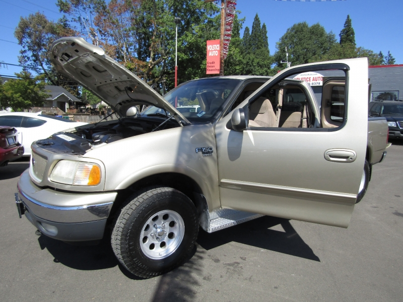Ford F-150 1999 price $7,977