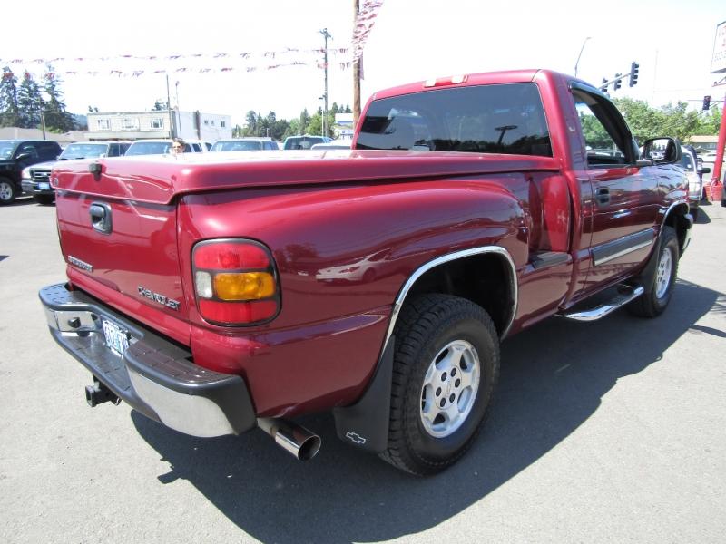 Chevrolet Silverado 1500 2004 price $14,977