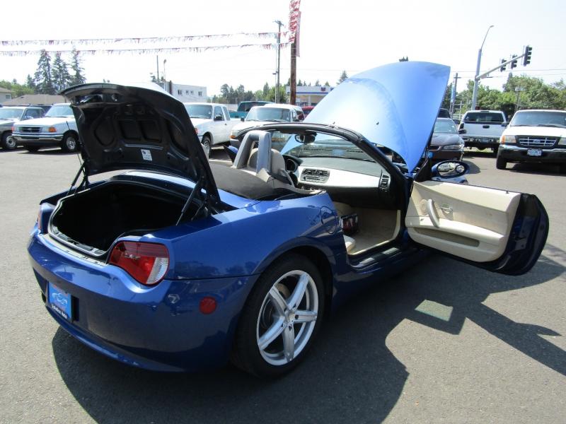 BMW Z4 2008 price $18,977