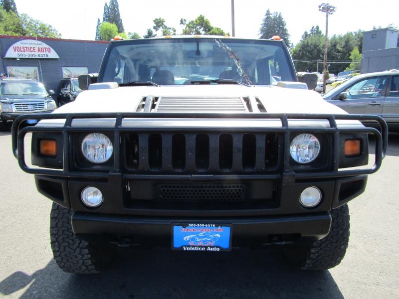 Hummer H2 2005 price $19,977
