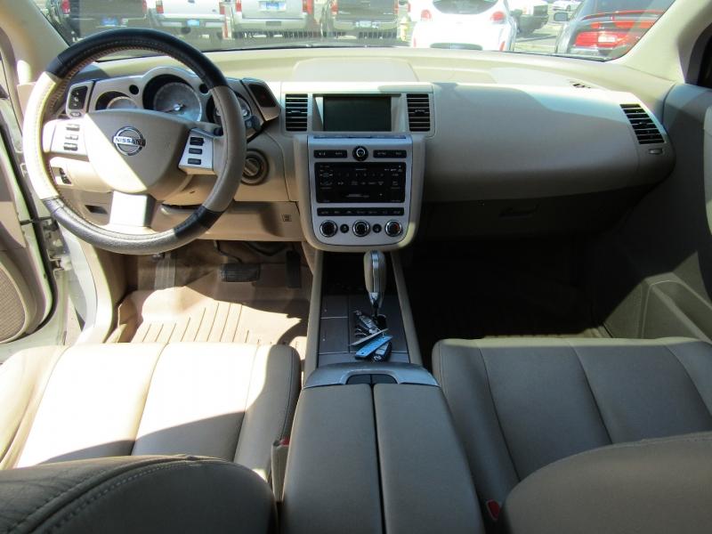 Nissan Murano 2007 price $7,977