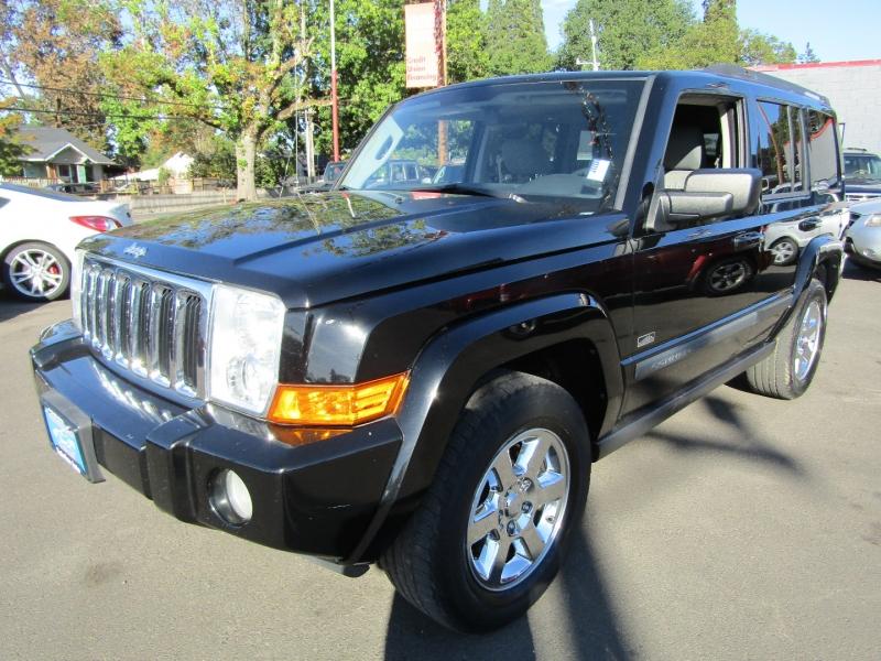 Jeep Commander 2007 price $7,977