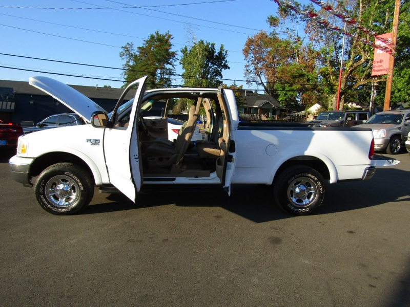 Ford F-150 1999 price $8,977